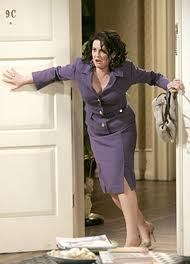 Karen Walker as Megan Mullally
