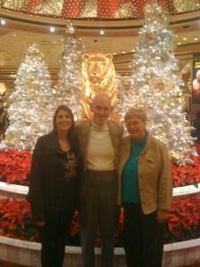 Xmas 2011 in Las Vegas